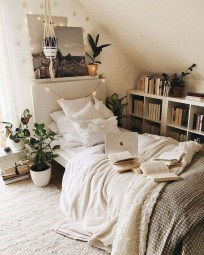 Beautiful Boho Rustic And Cozy Bedrooms29