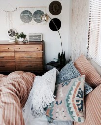 Beautiful Boho Rustic And Cozy Bedrooms33