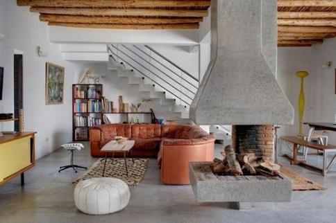 Beautiful Modern Fireplaces For Winter Design Ideas01
