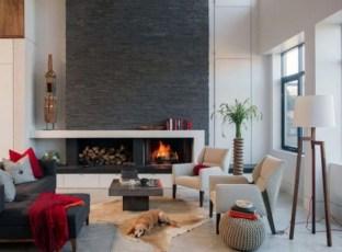 Beautiful Modern Fireplaces For Winter Design Ideas04