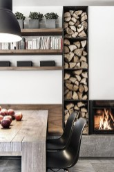 Beautiful Modern Fireplaces For Winter Design Ideas05