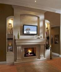 Beautiful Modern Fireplaces For Winter Design Ideas06