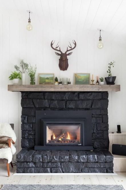 Beautiful Modern Fireplaces For Winter Design Ideas09