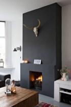 Beautiful Modern Fireplaces For Winter Design Ideas23
