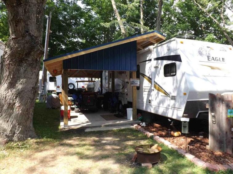 Best Wonderful Rv Camping Living Decor Remodel01