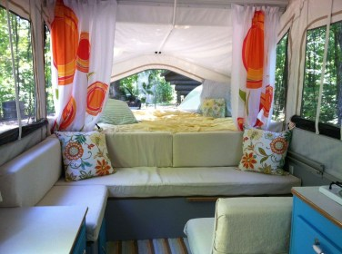 Best Wonderful Rv Camping Living Decor Remodel02