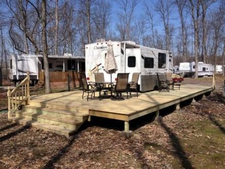 Best Wonderful Rv Camping Living Decor Remodel05
