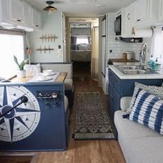 Best Wonderful Rv Camping Living Decor Remodel09