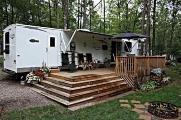Best Wonderful Rv Camping Living Decor Remodel10
