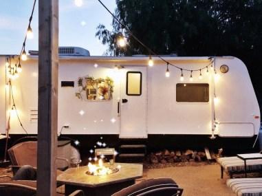Best Wonderful Rv Camping Living Decor Remodel16