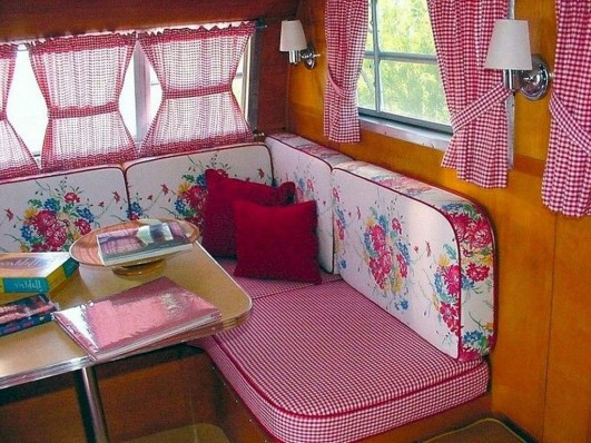 Best Wonderful Rv Camping Living Decor Remodel23
