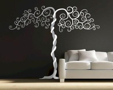Creative Wall Decor For Pretty Home Design Ideas18