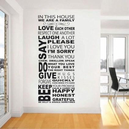 Creative Wall Decor For Pretty Home Design Ideas25