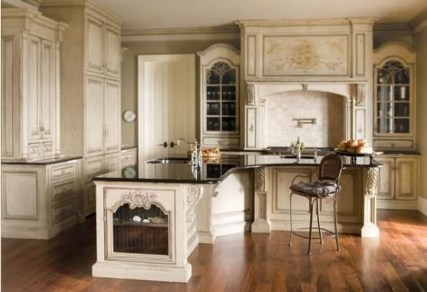Fabulous Kitchen Island Decorating Ideas To Become A Comfortable Cooking Place For You14