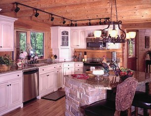 Fabulous Kitchen Island Decorating Ideas To Become A Comfortable Cooking Place For You19