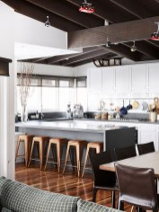 Fabulous Kitchen Island Decorating Ideas To Become A Comfortable Cooking Place For You21