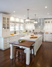 Fabulous Kitchen Island Decorating Ideas To Become A Comfortable Cooking Place For You22