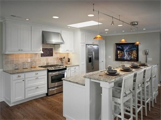Fabulous Kitchen Island Decorating Ideas To Become A Comfortable Cooking Place For You39