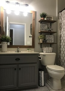 How To Decorate Your Small Bathroom Become More Comfortable And Beautiful02