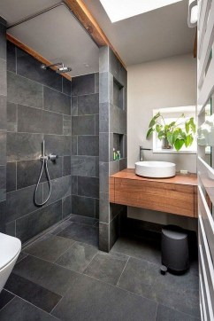 How To Decorate Your Small Bathroom Become More Comfortable And Beautiful17