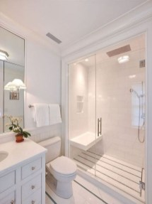 How To Decorate Your Small Bathroom Become More Comfortable And Beautiful20