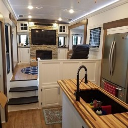 Super Creative Diy Rv Renovation Hacks Makeover32