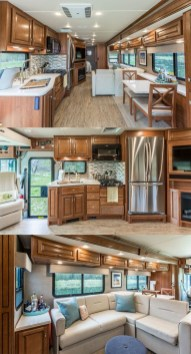 Super Creative Diy Rv Renovation Hacks Makeover40