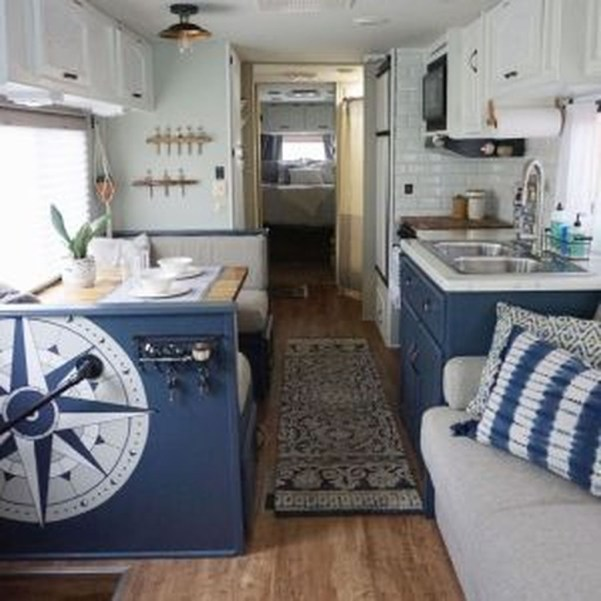 Top Rv Camper Van Living Remodel37
