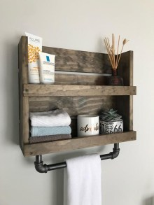 Amazing Industrial Bathroom Decorating Ideas For Your Inspiration12