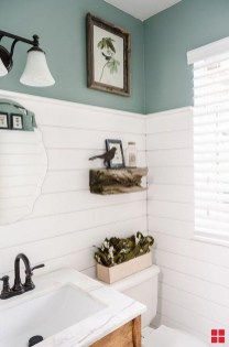 Amazing Industrial Bathroom Decorating Ideas For Your Inspiration39