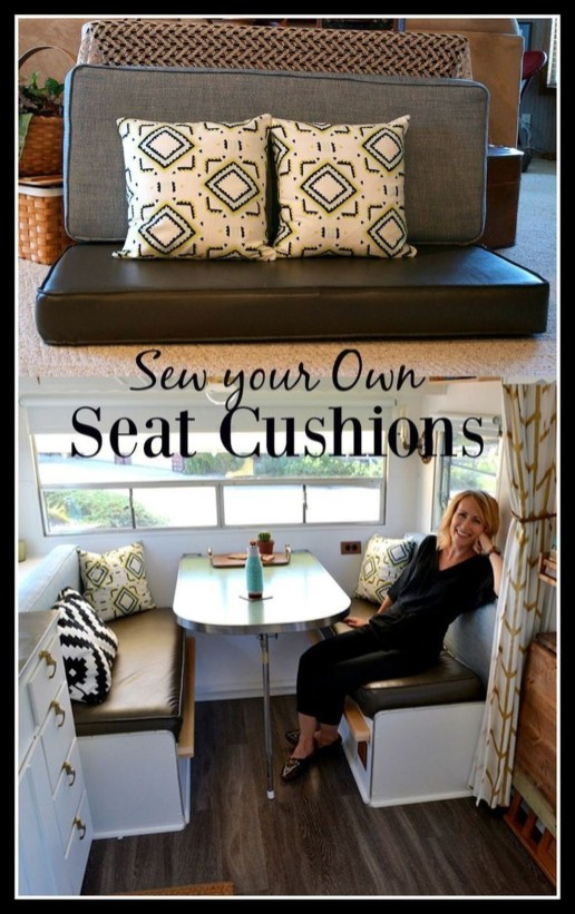 Amazing Rv Living Room Decorating Ideas For Comfortable Trip37