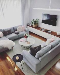 Amazing Scandinavian Living Room Decoration Ideas For The Beauty Of Your Home01