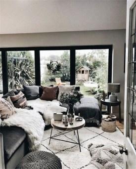 Amazing Scandinavian Living Room Decoration Ideas For The Beauty Of Your Home08