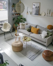 Amazing Scandinavian Living Room Decoration Ideas For The Beauty Of Your Home11
