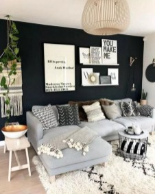 Amazing Scandinavian Living Room Decoration Ideas For The Beauty Of Your Home13