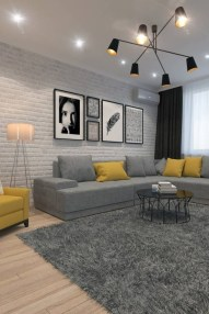 Amazing Scandinavian Living Room Decoration Ideas For The Beauty Of Your Home29