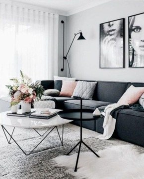 Amazing Scandinavian Living Room Decoration Ideas For The Beauty Of Your Home33
