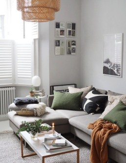 Amazing Scandinavian Living Room Decoration Ideas For The Beauty Of Your Home34