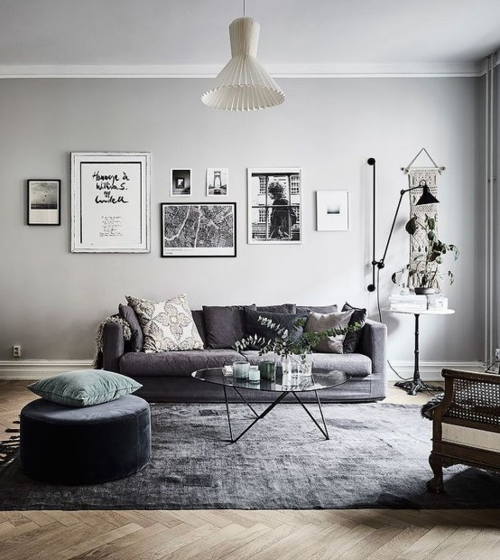 Amazing Scandinavian Living Room Decoration Ideas For The Beauty Of Your Home37