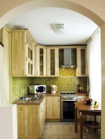 Attractive Small Kitchen Decorating Ideas On A Budget10