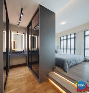 Awesome Closet Room Design Ideas For Your Bedroom13