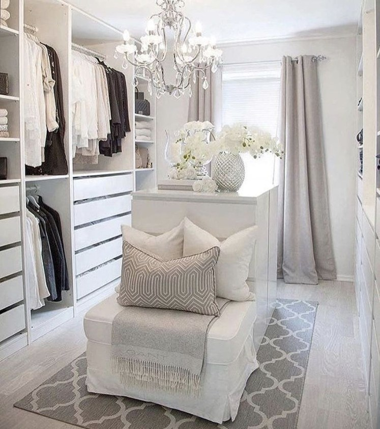 Awesome Closet Room Design Ideas For Your Bedroom17