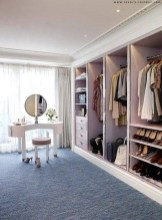 Awesome Closet Room Design Ideas For Your Bedroom24