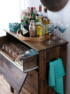 Awesome Outdoor Mini Bar Design Ideas You Must Have For Small Party10
