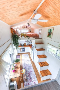 Awesome Tiny House Design Ideas For Your Family07