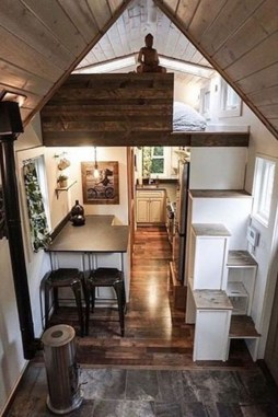 Awesome Tiny House Design Ideas For Your Family09