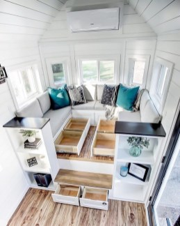Awesome Tiny House Design Ideas For Your Family16