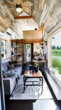 Awesome Tiny House Design Ideas For Your Family24