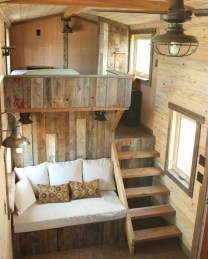 Awesome Tiny House Design Ideas For Your Family28