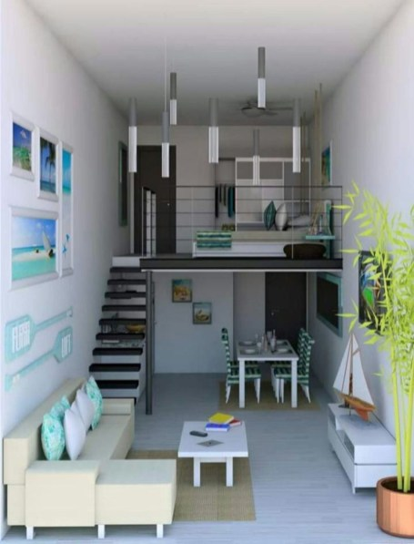 Awesome Tiny House Design Ideas For Your Family47